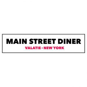 MAIN STREET DINER - Valatie NY - Columbia County